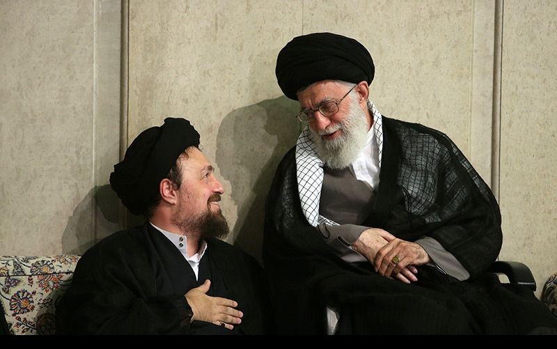 حسینیہ امام خمینی(رح) میں، سانحہ منی کے شہداء کی یاد میں فاتحہ خوانی