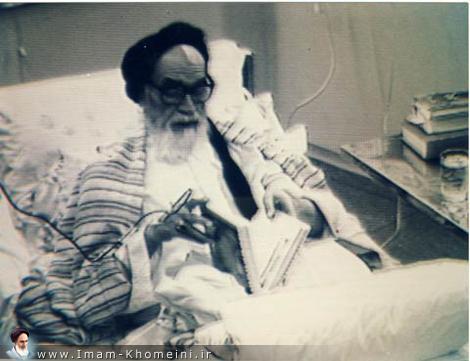 امام خمینی(ره)، جماران دل کے ہسپتال میں