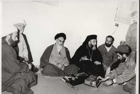 مختلف ایرانی قبائل کے ساته امام خمینی (ره) کی ملاقات