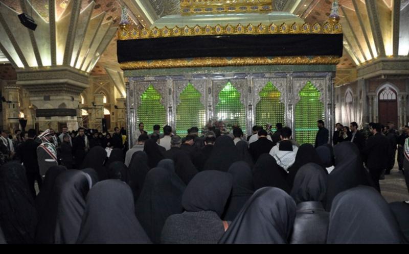 ملکی ویلفیئر آرگنائزیشن رضاکار فورسز کی امام خمینی(رح) سے تجدید میثاق