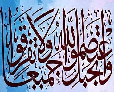 وحدت، آج عالم اسلام کی ضرورت