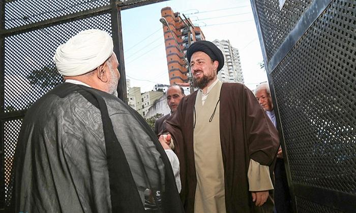یادگار امام خمینی(رح) کا برازیل کے مرکز اسلامی کا دورہ