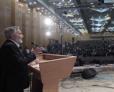 انقلاب کے ستون دین اور آزادی بخش اسلام کی چاردیوار ہے