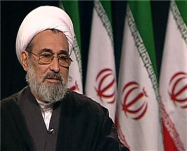 تہران پر بموں  کے حملے اور امام کا سکون قلب