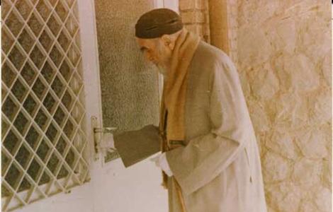 جماران میں امام خمینی (ره) کا گهر