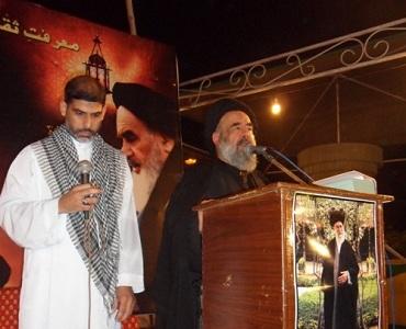 جاہل انسان، صدام اور امام خمینی(رہ) میں تمیز نہیں کر پاتا: بہاؤالدینی