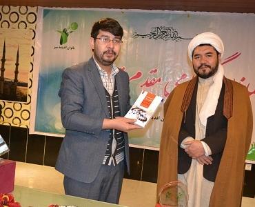 امام خمینی(رح) کی راہ بعینہ اسلام کی راہ ہے: افغانی محقق