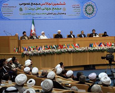 صدر روحانی: امام(رح) نے ثابت کردیا کہ الہی دین پوری دنیا پر حکومت کرنے کی صلاحیت رکھتا ہے