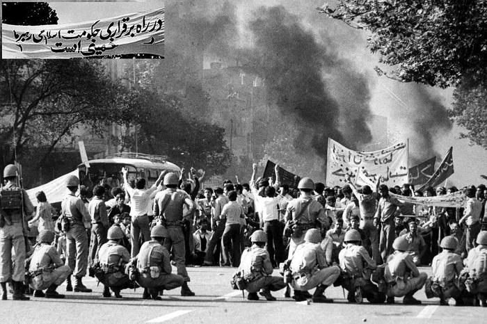 امام خمینی(رح): ہمارے انقـلاب نــــور کا دهماکہ تها