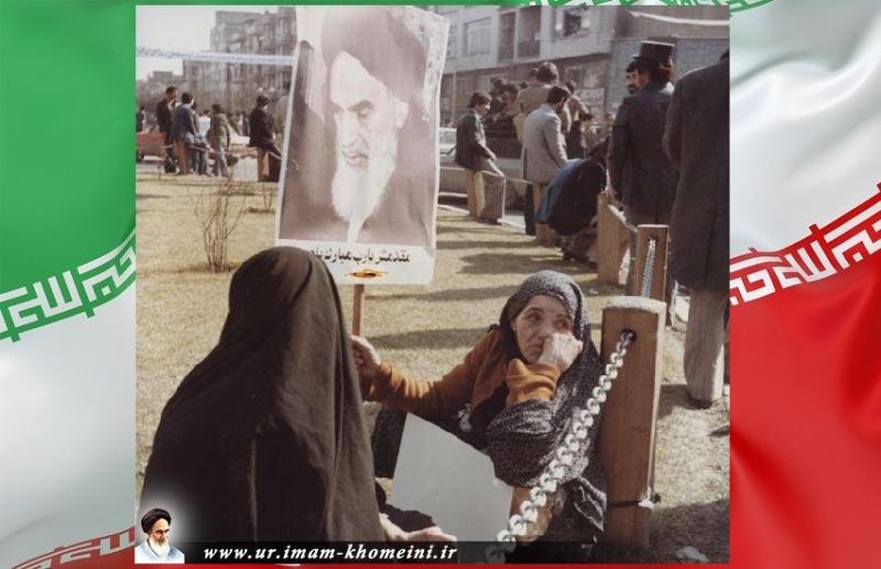 انقلاب مارچوں میں عوام کے مختلف طبقات کی پرجوش شرکت (اسلامی انقلاب کی سالگرہ)