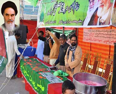 ایم ڈبلیو ایم کی جانب سے امام خمینی کے فرمان پر 12تا 17ربیع الاول '' ہفتہ و حدت'' کے عنوان سے منایا جارہا ہے