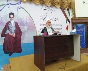 امام خمینی(رح) نے ایرانی عوام كو ذلت وخواری سے عزت وشرافت تک پهنچایا