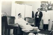 امام خمینی (ره) تہران دل کے ہسپتال میں