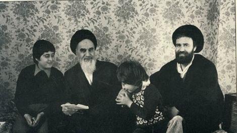 امام خمینی (ره) اور بچے