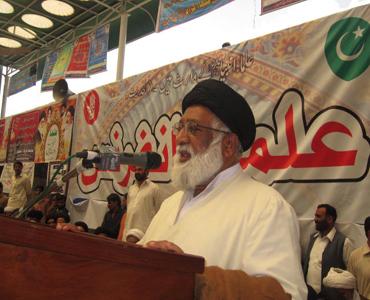 علماء نے اسلامی حکومت قائم کرکے دنیا کے سامنے مثال قائم کردی ہے