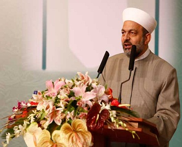 امام خمینی(رح) نے حریت پسندوں کیلئے آزادی کا دروازہ کهول کر دیکهایا: شیخ زعتری
