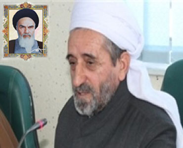 اتحاد کی بنیادوں کا مضبوط ہونا امام خمینی کی خلاقیت کا ثمر ہے؛ ماموستا توفیق قربانی