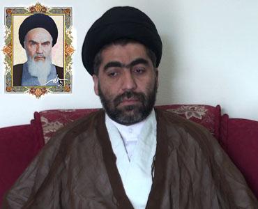 امام خمینی (ره) امریکی اور حقیقی اسلام کا حد فاصل ہیں؛سید سبطین حسینی