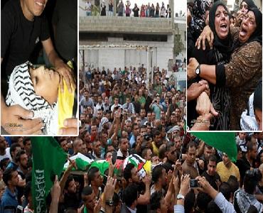 فلسطین کی کامیابی، شہادت کی آرزو