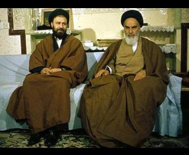 حسن خمینی کی سرگرمیاں احمد خمینی سے کم نہیں