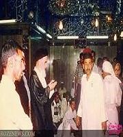 امام مفاتیخ سے دُعا اور زیارت پڑھتے تھے