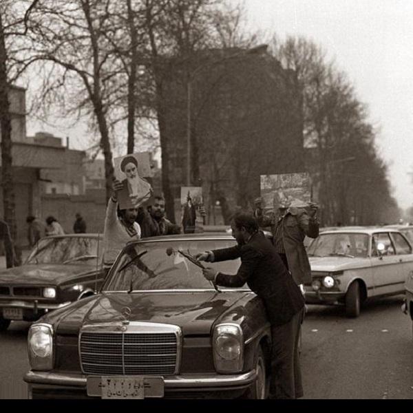 16 جنوری 1979ء کو شاہ ایران کا فرار اور عوام کی خوشی