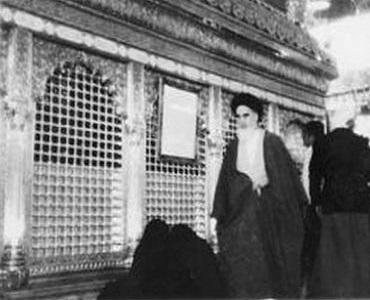 انقلاب ایران پر کربلا اور سیدالشہدا [ع] کے اثرات