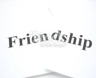 دوستی کرنا