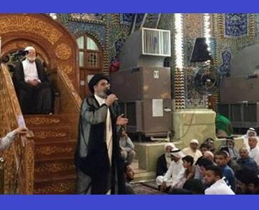 مصر کے ایک بزرگ رہنما نے شیعہ مذہب قبول کر لیا