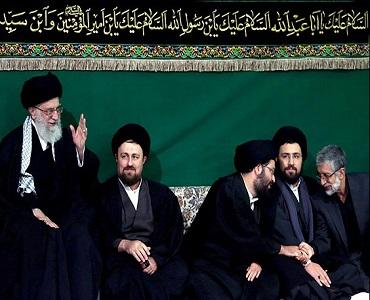 خمینی کی یادگاروں کے احترام، انقلاب کا قوام