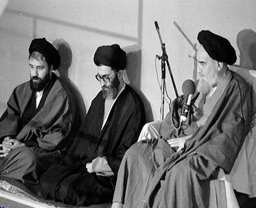 ایران میں امام (رہ) کی پہلی رات کیسے گذری