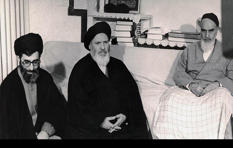 امام خمینی کے یار انقلاب کا یاور، آیت اللہ موسوی اردبیلی(رح) تصویری رپورٹ میں/۲۰۱۶ء