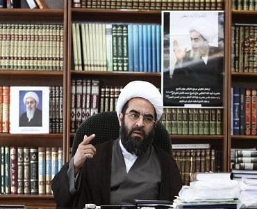 امام خمینی(رح) کی علمی اخلاقی میراث دار، حسن خمینی