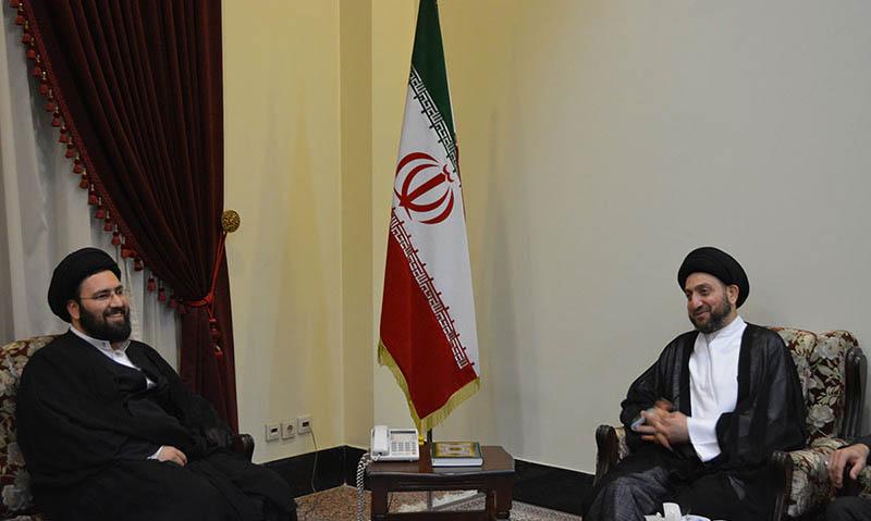 عراق کی اسلامی پارلیمنٹ کے چیئرمین کی امام خمینی(ره) کو خراج تحسین