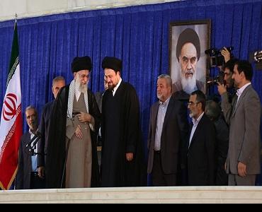 امام خمینی اطاعت گزار انقلابی مومن / امریکا ہرگز قابل اعتماد نہیں