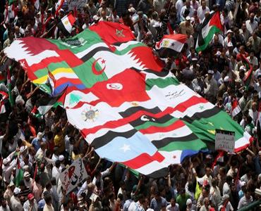 ملت عرب کو پیغام