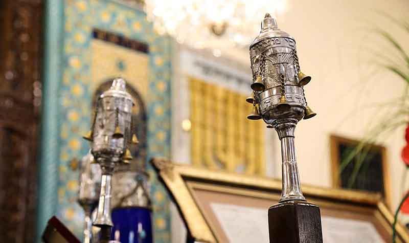 امام خمینی (ره) کی یاد میں تہران کے یہودی عبادت خانے میں مجلس کا انعقاد