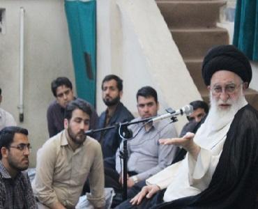 امام خمینی نے اسلامی جمہوریت کی بنیاد رکھی