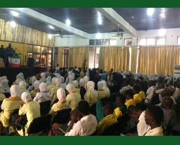 امام خمینی(رح) کے افکار میں مسالمت آمیز باہمی زندگی