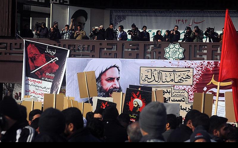 آل سعود کے خلاف عالمی احتجاج، آیت اللہ شیخ نمر باقر النمر کی پھانسی پـر