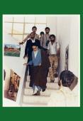امام خمینی، وفادار محافظوں کے ساتھ