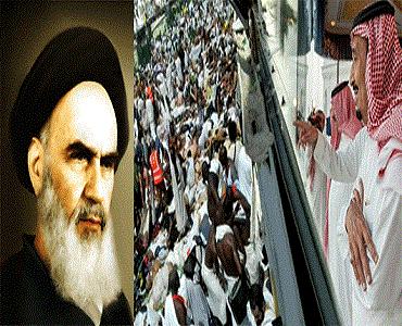 امام خمینی(رح): وہابیت اور آل سعود قابل ہدایت نہیں