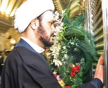 امام خمینی(رح) کے بسیجی افکار کی برکات سے، عراقی حشد الشعبی کی پیدائش