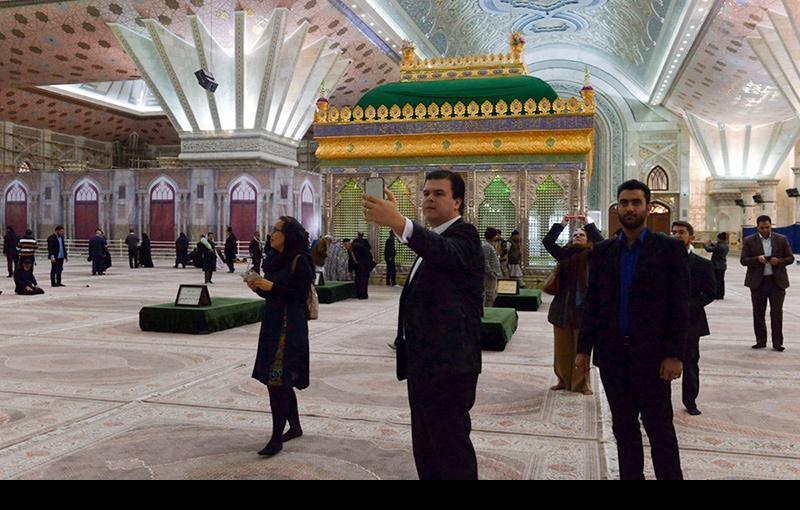 امام خمینی(رح) کو برازیل کے وزیر توانائی اور معدن کا خراج تحسین/۲۰۱۶ء
