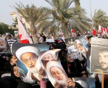 بحرینی حکومت کو آگ بازی بند کردینی چاہیے