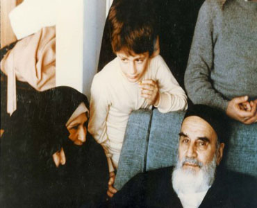 ایران سے دور
