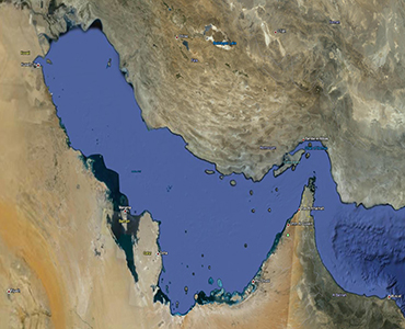 خلیج فارس اور بحر ہند