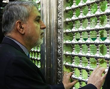 صحیفہ امام سے مہذب انسان کی تربیت ممکن ہوئی