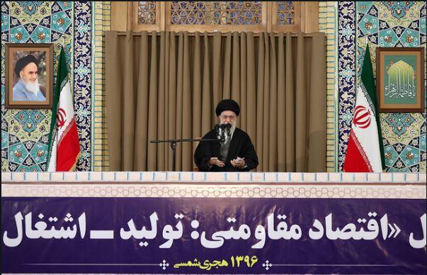 انقلابی اقدار پر ایرانی قوم متحد ہیں