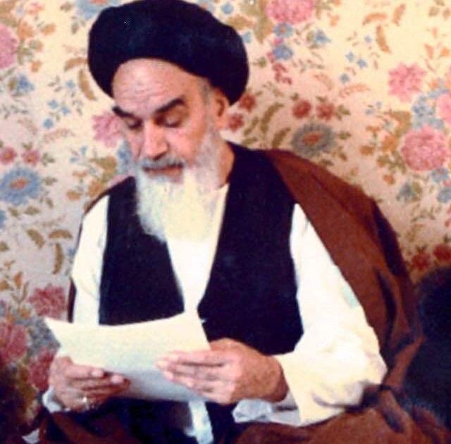 آقا سید احمد خمینی کے نام امام کا ایک خط